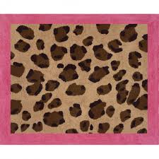Rugs For Kids Bedroom by Furniture Magnificent Pink Leopard Children Rug Overstock For Kid