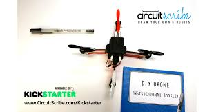 diy drone circuit scribe empowers creativity with diy electronic kits