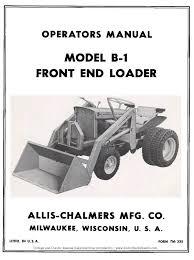rusty bucks ranch allis chalmers lawn and garden tractor lgt