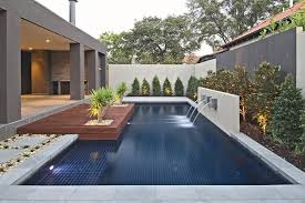 back yard designer images of our kirkstall close project awesome inground pool