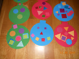 preschool crafts for easy ornament craft