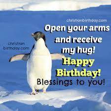 Penguin Birthday Meme - birthday hug images impremedia net