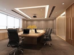 Conference Room Interior Design Conference Meeting Room 2 3d Model Max Obj Fbx Mtl