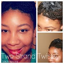 frobunni protective hairstyles on short natural without weave