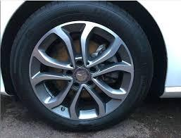 mercedes 17 inch rims genuine mercedes c class w205 17 inch 5 spoke alloy