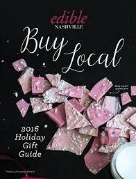 2016 holiday gift guide edible nashville