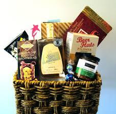 salmon gift basket smoked salmon gift basket es box baskets and cheese etsustore