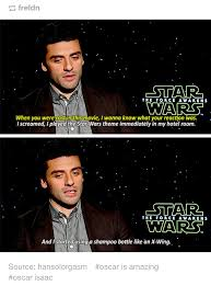 Funny Oscar Memes - reaction after being cast in star wars oscar isaac star and fandoms