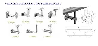 stair railing parts denver stainless steel aluminum menards