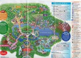 Disney World Florida Map by World Florida Map 2012