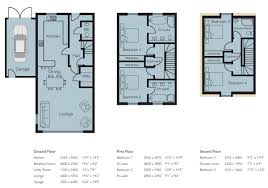 Clarence House Floor Plan Officers Gardens Royal Clarence Marina Gosport Po12 4 Bedroom