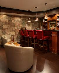 basement charming picture of rustic basement remodeling design