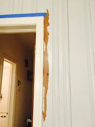painting over glossy wood paneling home designs and plans