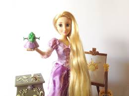 disney store tangled rapunzel deluxe singing doll review