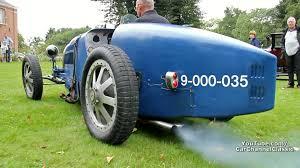 bugatti type 1 bugatti type 35 b very loud start up 1 of 45 ever build