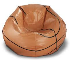 baseball glove bean bag chair