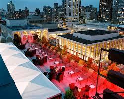 hoboken halloween party hotel americano rooftop nyc rooftop bars pinterest rooftop