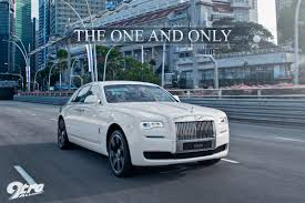 roll royce maroon rolls royce ghost sg50 the one and only 9tro