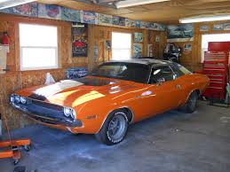 dodge challenger 1970 orange motor city s 1970 dodge challenger r t update