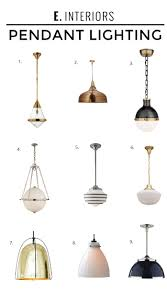 how to hang pendant lights over an island e interiors