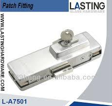 patch fitting glass door glass door lock patch fitting buy glass door lock patch fitting