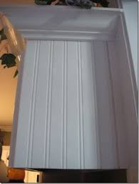 Beadboard Wallpaper On Ceiling by How To Use Beadboard Wallpaper On Doctors And Giveaway