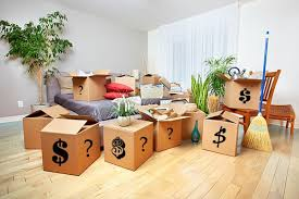 Household Goods Move Estimate by How Much Does It Cost To Pack Up A House For Moving