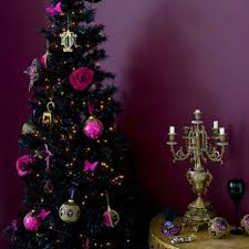 black christmas trees home quotes christmas decoration ideas for black christmas trees