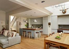 bespoke kitchens ideas roundhouse open plan living images bespoke on country open concept