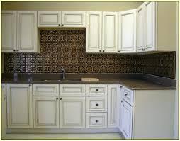 kitchen tin backsplash faux tin tiles for kitchen backsplash asterbudget