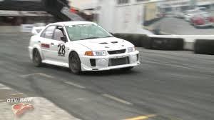 mitsubishi street racing cars otv raw brett stevens mitsubishi evo 5 waimate 50 street attack