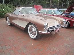oldest corvette chevrolet corvette c1