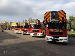 Kreisjugendfeuerwehr Kassel Land Delegiertenversammlung Der Vier Neue Feuerwehr Drehleitern Für Das Allgäu