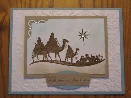 Homemade Christmas Card Ideas by Christian Christmas Handmade Card Bethlehem Jesus Lord Friend Mom