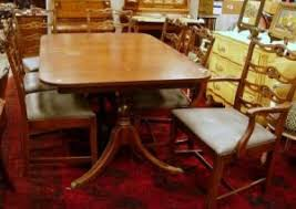 Chippendale Dining Room Set Search All Lots Skinner Auctioneers
