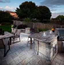 stunning outdoor backyard ideas on with kitchen refreshing images