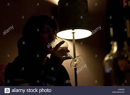 tv television woman depressed stock photos u0026 tv television woman