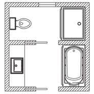 Best  Bathroom Plans Ideas On Pinterest Master Bedroom Layout - Designing bathroom layout