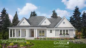 cherokee cottage house plan country farmhouse southern plans 11072