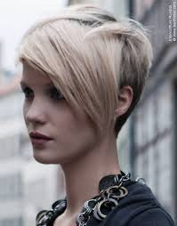 short hair in back long in front hairstyle short back long front light blonde hairstyles hair
