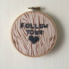 Hanging Wall Decor by Wood Carving Love Embroidery Wall Hanging Wall Art Wall