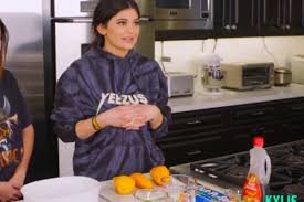 Kris Jenner Kitchen by Oh Great Kylie Jenner Has A Cooking Show Now Eater
