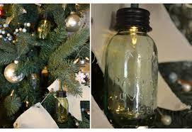 jars vintage christmas ornaments christmas lights