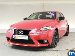 lexus service ipswich used lexus is red for sale motors co uk