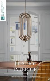 contemporary lighting for luxury interiors luxury interior 2018