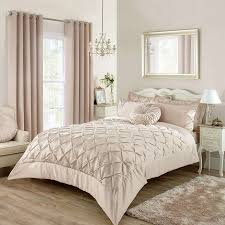 champagne karissa bed linen collection dunelm favourite bed