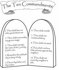 25 unique 10 commandments catholic ideas on pinterest 10