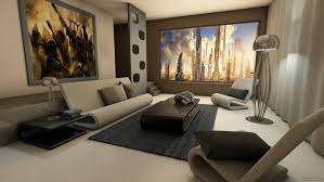 Design Your New Home Online Free Futuristic Interior Design Idolza