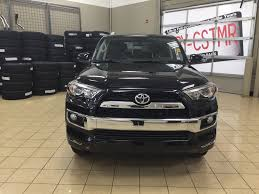 new 2018 toyota 4runner limited 4 door sport utility in sherwood