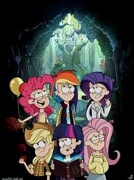 gravity falls welcome to gravity falls by cherryviolets on deviantart